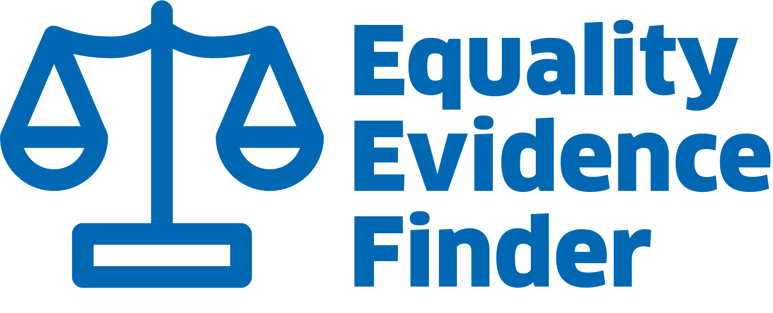 equality evidence finder logo